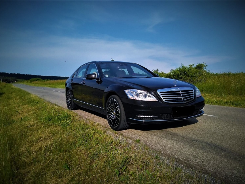 Mercedes S-Class, 3+1 miestny